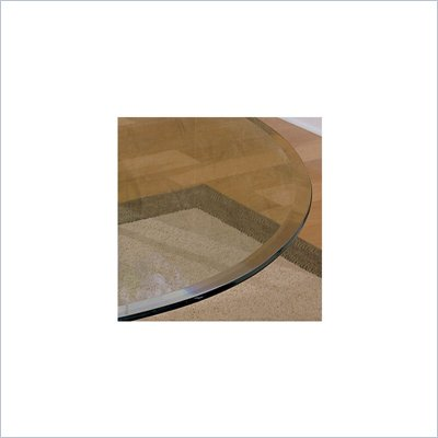 Powell Furniture 48&quot; Round Glass Table Top