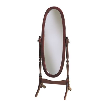 Powell Furniture Heirloom Cherry Cheval Mirror