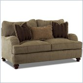 Klaussner Furniture Walker Loveseat