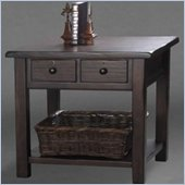 Klaussner Furniture Providence End Table with Storage