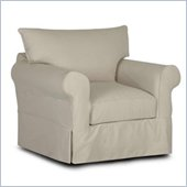 Klaussner Furniture Jenny Slipcover Chair