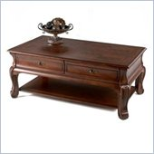 Klaussner Winchester Rectangular Cocktail Table