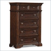 Klaussner San Marcos Drawer Chest in Cherry