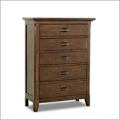Klaussner Carturra Drawer Chest in Antique Bronze