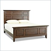 Klaussner Carturra Bed in Antique Bronze
