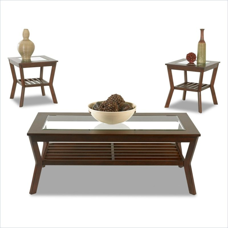 Klaussner Furniture Klaussner Clifton 3 Piece Coffee Table Review Best Coffee Table Sets Sale