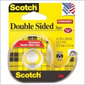Scotch 137 Double Sided Tape With Dispenser