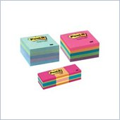 Post-it Notes Cube in Ultra Colors