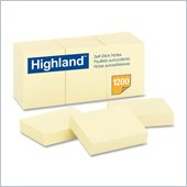 3M Highland Self-Sticking Note