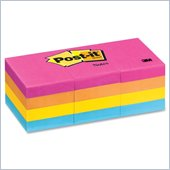 Post-it Notes in Neon Colors