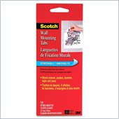 Scotch Removable Wall Mounting Tabs