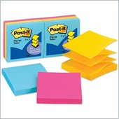 Post-it Pop-Up Ultra Color Refill Note