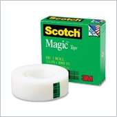 Scotch Magic 8101K Invisible Tape