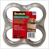 Scotch Super Clear Packaging Tape
