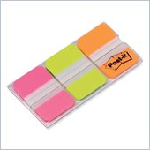 3M Post-it Assorted Durable Index Tab
