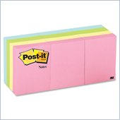 Post-it Notes in Pastel Colors