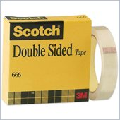 3M Scotch Double-Coated Tape with Liner