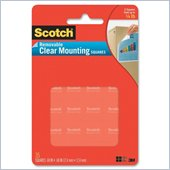 Scotch Pre-Cut Mounting Squares