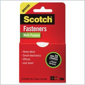 Scotch Super Strong Wide Hook and Loop Fasteners