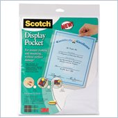 Scotch Display Pocket