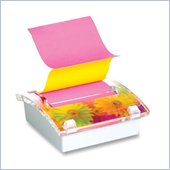 Post-it 3D Designer Note Pad with Dispensor