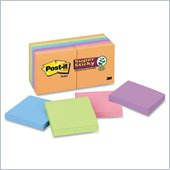 Post-it Super Sticky Notes in Electric Glow Colors