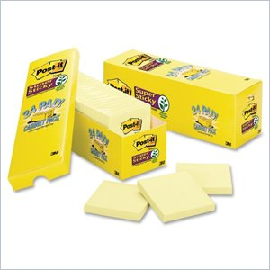 Post-it Super Sticky Note Office Pack