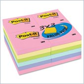 Post-it Notes Value Pack in Pastel Colors