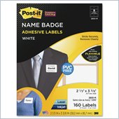 Post-it Super Sticky Name Badge Label