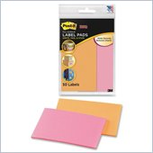 Post-it Super Sticky Label Pad