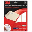 ADD TO YOUR SET: 3M Address Label