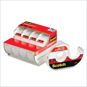 Scotch Glossy Transparent Tape
