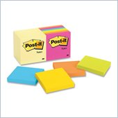 Post-it Notes Value Pack in Canary Yellow and Assorted Neon Colors