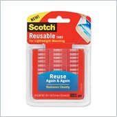 Scotch R100 Adhesive Mounting Tab