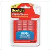 Scotch R101 Reusable Adhesive Mounting Tab
