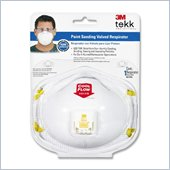 3M Particulate Respirator with Valve