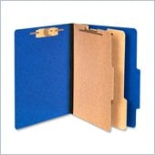 Acco Presstex ColorLife Classification Folder