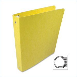 Acco Presstex Coated Round Ring Binder