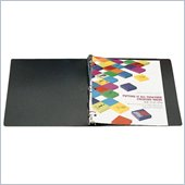 Acco Flexible Accohide Round Ring Binder