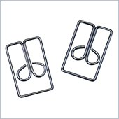 Acco Regal Owl Paper Clips
