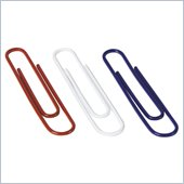 Acco Nylon-coated Paper Clips