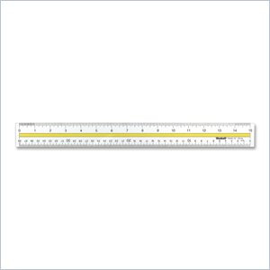 Westcott Data Highlight Ruler