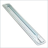 Westcott Finger Grip Ruler