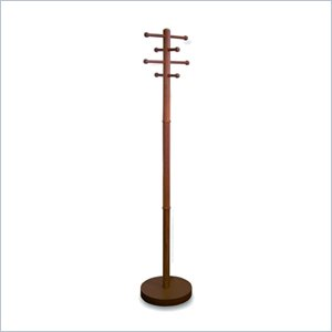 Advantus Wood Coat Tree