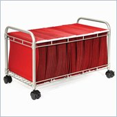 Vertiflex SmartWorx Companion Open Top File Cart