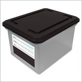 Advantus File Storage Box with Label