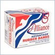 ADD TO YOUR SET: Alliance Rubber Pale Crepe Gold Rubber Band