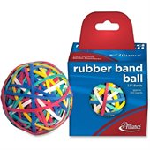 Alliance Rubber Rubber Band Ball