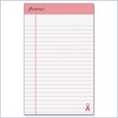 Ampad Breast Cancer Awareness Writing Pad