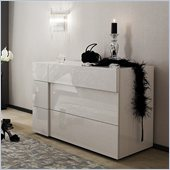 Rossetto Domino Dresser in Ivory